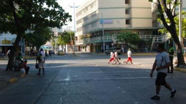 Centro de Santa Marta.