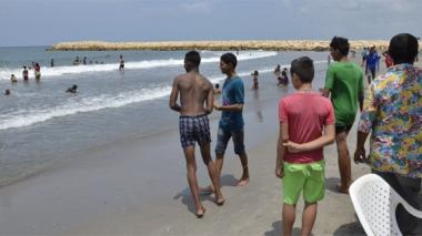 Adolescente se ahoga en las playas de Marbella en Cartagena