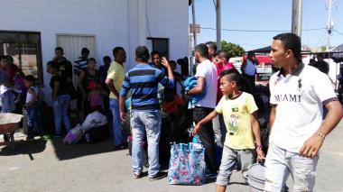 Cerca de 47.000 personas han ingresado por Norte de Santander: Migración Colombia