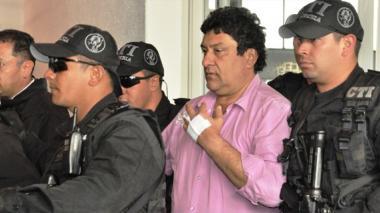 Conceden prisión domiciliaria para Kiko Gómez por quebrantos de salud