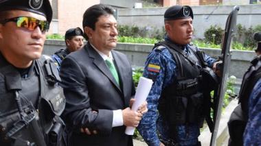 Fiscalía delegada ratifica detención intramural de