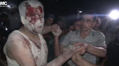 """Ejército abatió a 70 """"terroristas"""" en Alepo"""