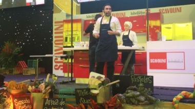 Sabor Barranquilla inaugura su feria con cocina en vivo