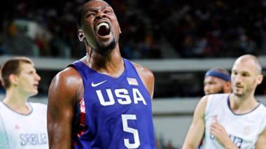 Estados Unidos logra su decimoquinto oro olímpico de baloncesto