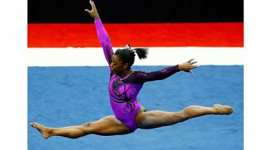 ¿Simone Biles podrá llegar a Tokio-2020?
