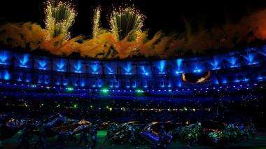 Brasil mostrará toda su alegría en la clausura