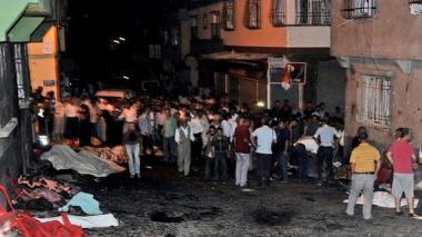 Un adolescente fue el autor del atentado en Turquía