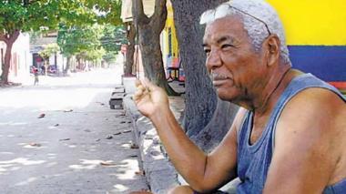 'Jaricho' Valderrama, padre del 'Pibe' Valderrama.