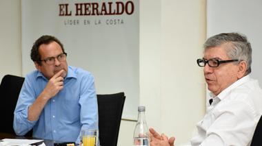 """""""A las Farc no les va a quedar fácil conseguir votos"""": César Gaviria"""