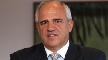 Ernesto Samper, secretario general de la Unión de Naciones Suramericanas (Unasur).