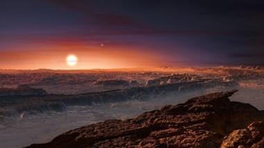 Descubren Próxima b, un  planeta parecido a la Tierra