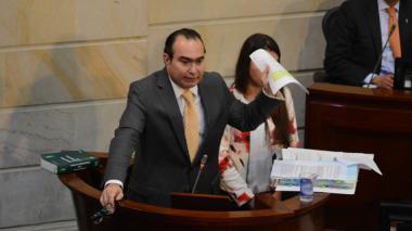 Jorge Pretelt, ex magistrado de la Corte Constitucional.