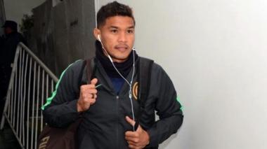 Teófilo Gutiérrez salió con molestias en su debut con Rosario Central