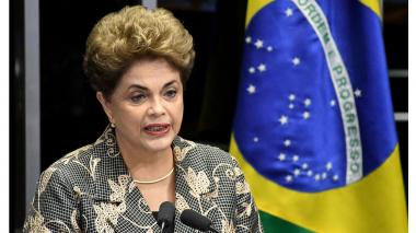 Dilma Rousseff es destituida de la presidencia de Brasil
