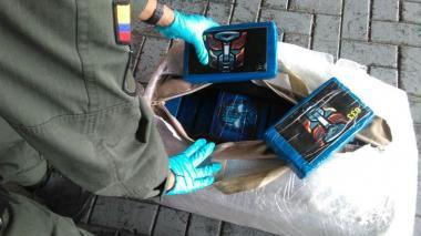 Incautan 1.400 Kilogramos de cocaína en el Puerto de Cartagena