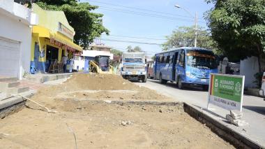 """Distrito invierte $26.000 millones en plan """"reparcheo"""" de la malla vial de la ciudad"""
