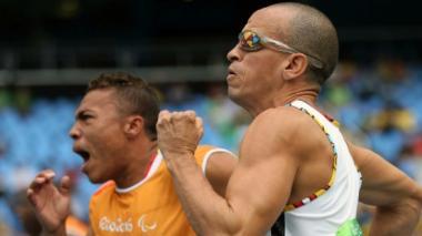 Delfo Arce clasifica a las semifinales de los Juegos Paralímpicos