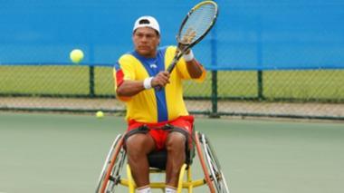 Eliécer Oquendo fue superado en el debut de los Juegos Paralímpicos de Río