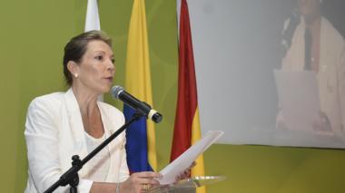 """""""Decimos sí a la nutrición, sí a la paz"""": Primera Dama"""