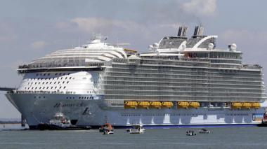 Crucero Harmony of the seas.