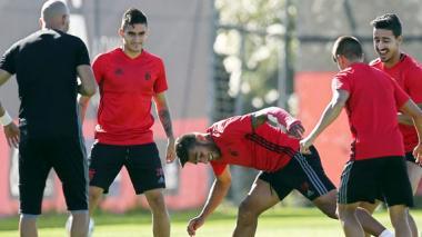 Celis debutaría en la Liga de Campeones