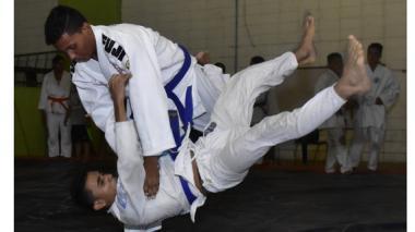 Un guerrero del judo atlanticense