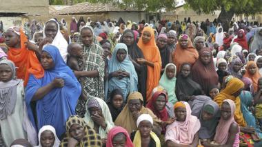 El número de infantes refugiados se ha doblado en el último año. Imagen usada para ilustrar la nota.