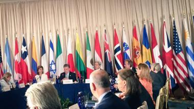 Doce países se suman a iniciativa global para el desminado de Colombia