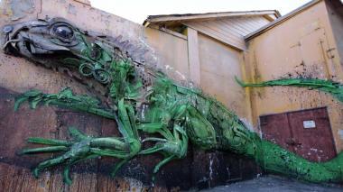 El arte urbano de Colombia, la inspiración del Aruba Art Fair