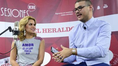Adriana Lucía presentó su más reciente sencillo en #SesionesEH