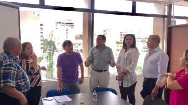 Junta de Edubar aprueba recursos para fase dos de la Avenida del Río