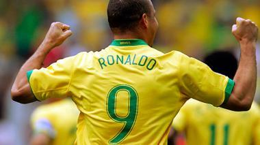 9 goles para el celebrar el cumpleaños número 40 del mejor '9' de la historia: Ronaldo