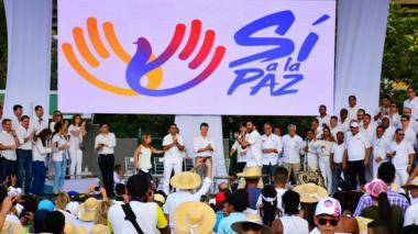"""""""Barranquilla hace tiempo vive el posconflicto"""": Char"""