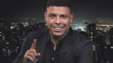 Ronaldo arribará este lunes a Bogotá