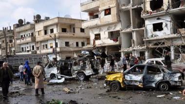 Unas 4.441 personas han sido asesinadas por el Estado Islámico en Siria desde 2014
