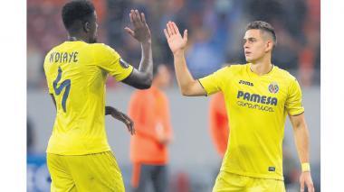 """""""Marcar goles me hace feliz y me da mucha confianza"""": Borré"""