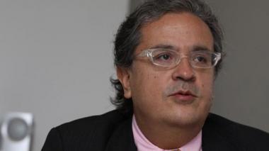 Gerardo Hernández, superintendente financiero.