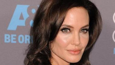 Angelina Jolie, actriz y productora de cine.