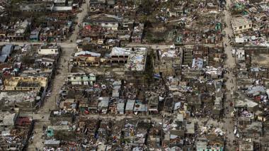 Más de 820 muertos deja 'Matthew' en su paso por Haití