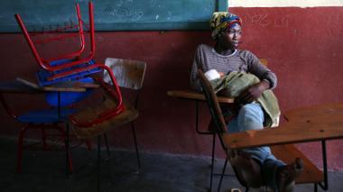 Haití vive luto nacional por las víctimas de 'Matthew'