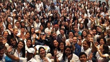 Gobierno y PNUD anuncian convocatoria para programa 'Manos  a la Paz'