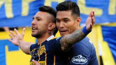 Teo vuelve a jugar con Rosario en el clásico ante Newell's