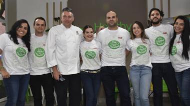 Siete restaurantes y seis chefs se unen a campaña por la alimentación de Nu3