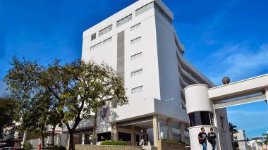 El evento se realiza en la Universidad de la Costa.