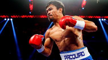 Manny Pacquiao regresa este sábado al cuadrilátero
