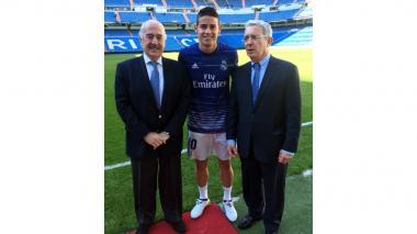 Expresidentes Pastrana y Uribe asisten al juego Madrid-Leganés
