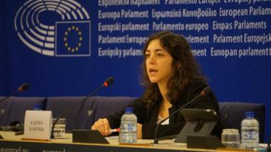 Eurodiputados debaten en la Eurocámara tratado con Colombia