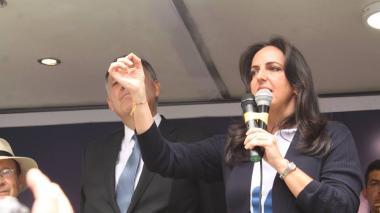 """La paz con ELN será """"más complicada"""" que con FARC: María F. Cabal"""