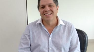 El presidente de Serfinasa, Gian Piero Celia.