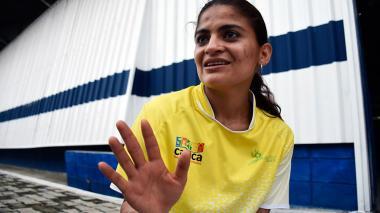 Shirley Guerrero Narváez, del suelo  de un mercado a la gloria en el judo
